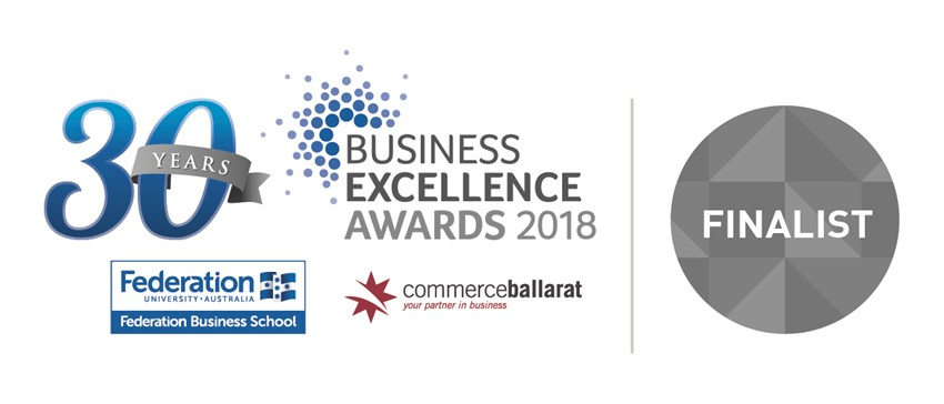 Federation Business School Commerce Ballarat Business Excellence Awards Finalists