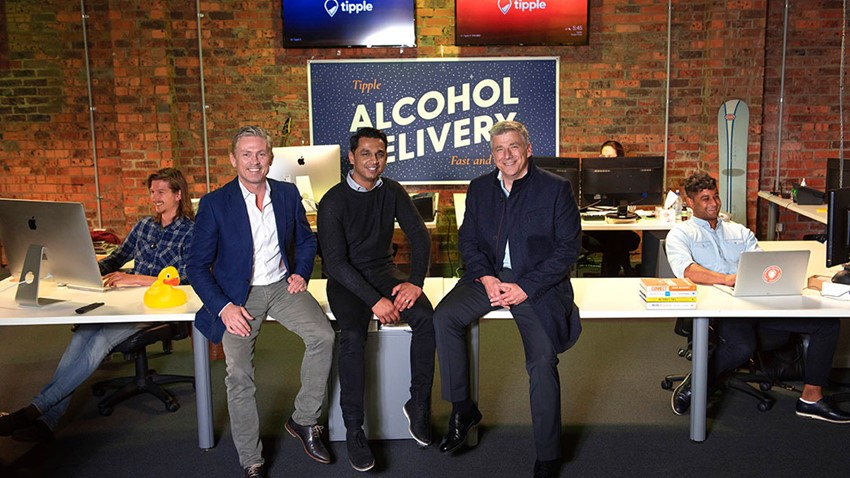 7-Eleven Group acquire a majority interest in Tipple - Australia's largest alcohol delivery startup