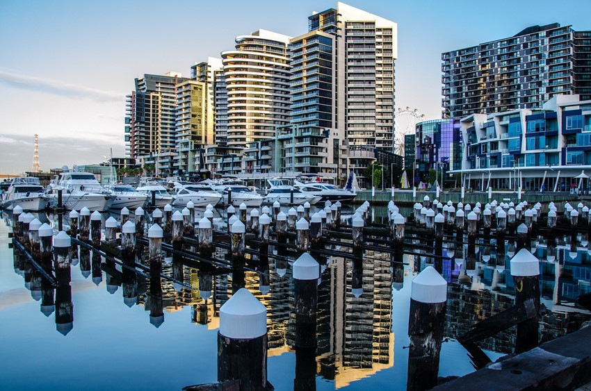 Liquor Licence Application Boom in Melbournes Docklands